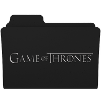 Game Of Thrones Mac Os X Icon by Nabucodorozor