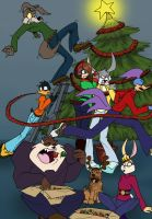 LU: Christmas Decorating by XtreamCrazy