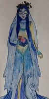 corpse bride by carinecamps