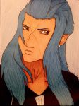 Saix - Colored by DonutSeed