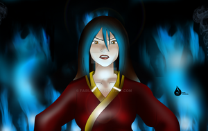 Princess Azula by Venetia-the-Hedgehog