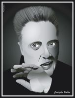 Christopher Walken by puzzleheaded