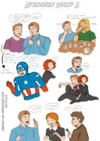 Avengers Dump 6 by LauraDoodles