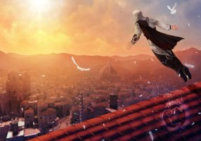 Assassin's creed: Leap of Faith by Yowsie