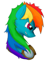 Rainbow Dash by Autumn-Plains