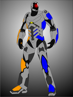Aperture Science Armour by New-Atlas
