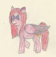 Mellody Poni test by AriaGrill