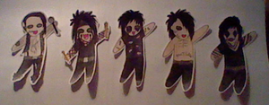 BVB Stickers! by Eclipsefangirl1