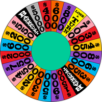 Monster High Wheel of Fortune Round 4 Bare by germanname