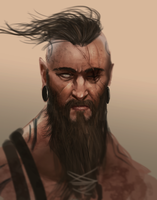 Beard man by legendary-memory