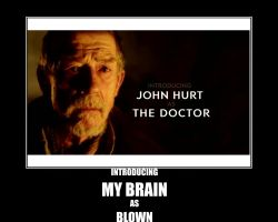 Doctor Who Blew my Mind! by NeonGenesisGuyverIII
