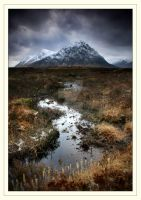 Buachaille Etive mor by ArwensGrace
