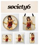 Society 6 Shop UPDATED by Vimeddiee
