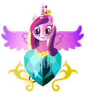 Princess of Love: Cadance by Ilona-the-Sinister