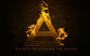TRIAD ON FIRE WALLPAPER by lovelives4ever