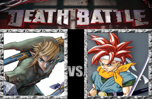 Death Battle Request V by Guyverman