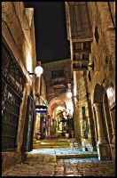 Old Alley by GuadianAngel