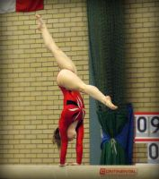 Beam Backwalkover by Michelle-xD