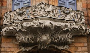 Detail Town Hall by ReneHaan