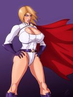 Power Girl by devilhs