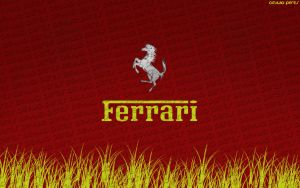 Wallpaper Ferrari by deyvidperes