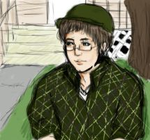 How I see Vermont in Hetalia by FootFlavoredPotatoes