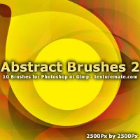 Abstract Brushes 2 by AscendedArts