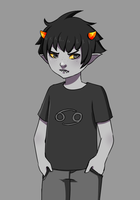 Karkat by chocomax