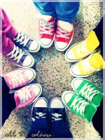 All the colours-All Star by Alexia88