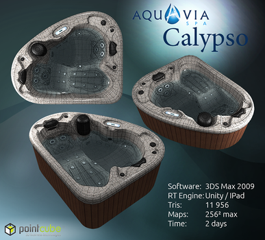 Calypso Full Wireframe by Youngart2