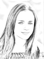Alexis - Alexis Bledel by DolphinWriter