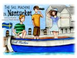 Sail Machine to Nantucket by NadirSiddiqui