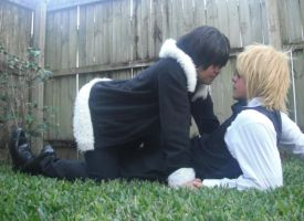 DRRR: Shizaya by FallenMoon94