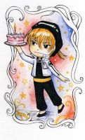 Bak's birthday XD by lilie-morhiril