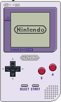 Game Boy Pocket [Classic Colors] by BLUEamnesiac