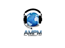 AMPM Connect Logo Prototype 1 by bluetekk
