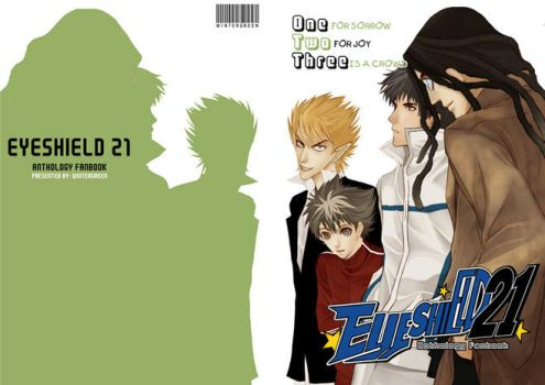 :ES21 doujinshi: Cover by 4-th