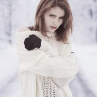 Cold outside by haania