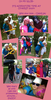 Adventure Time at OTAFEST! by Ciaxlia