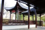 Chinese garden Stock 17 by Malleni-Stock
