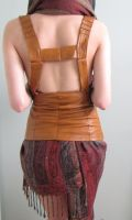 underbust corset back by Archaical