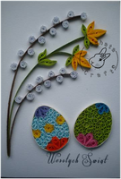 Quilling - card 60 by Eti-chan