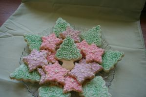 2013 Christmas Cookies 3 by JewelsStock