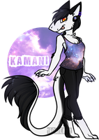 fA commission for Kamanikins by s-ailor