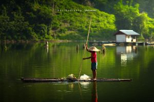 Fisherman by heribudianto