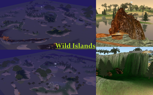 Wild Islands - Public FH Map by SouloftheSky