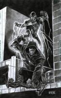 ARROW the FLASH by grandizer05