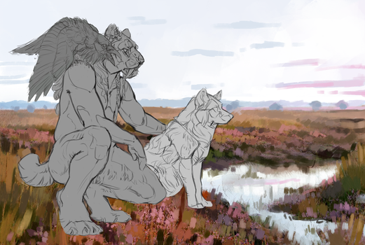 Marshes - Update after 3 years?? by Heyriel