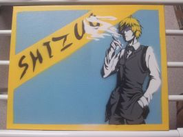 Durarara - Shizuo by DM2071