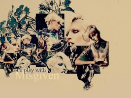 Anja Rubik layout by pistacjowa